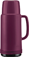 Термос для напитков Invicta Ideal 101184311815 (малиновый) -