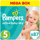 Подгузники Pampers Active Baby-Dry 5 Junior (87шт) -
