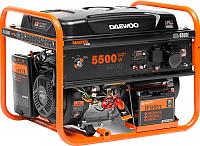 Бензиновый генератор Daewoo Power GDA 6500E -
