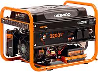 Бензиновый генератор Daewoo Power GDA 3500DFE -