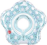 Круг для плавания Happy Baby Swimmer Milk 121005 -