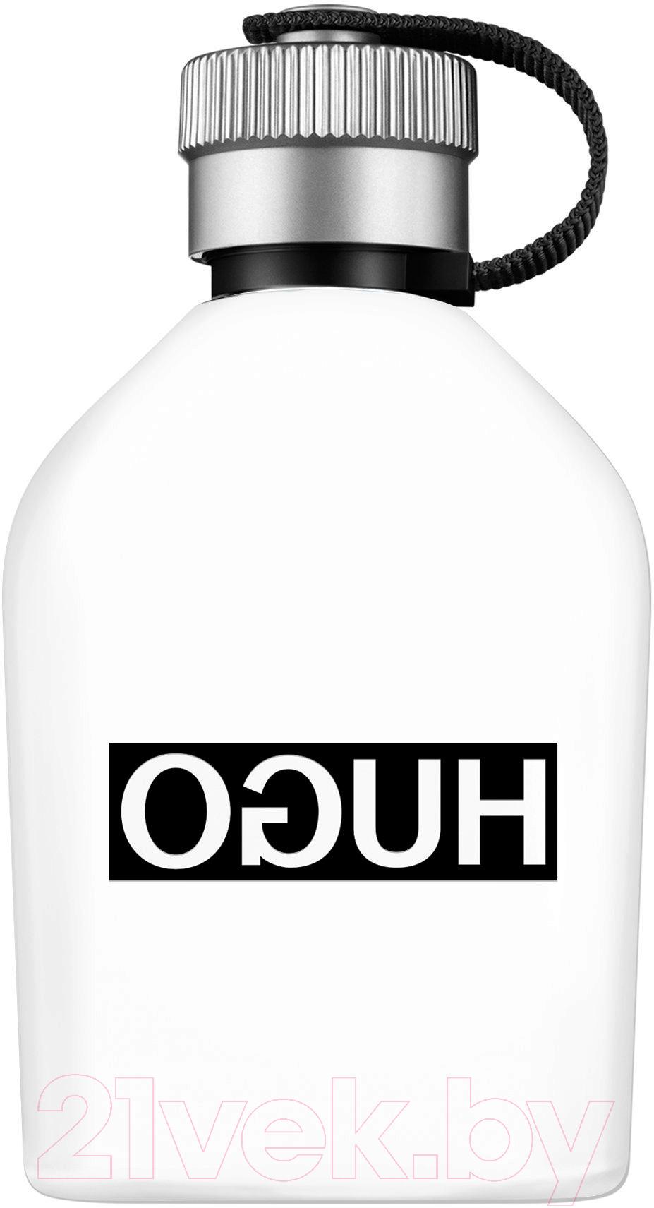 Купить Туалетная вода Hugo Boss, Hugo Titan Reversed (125мл), Швейцария, Hugo (Hugo Boss)