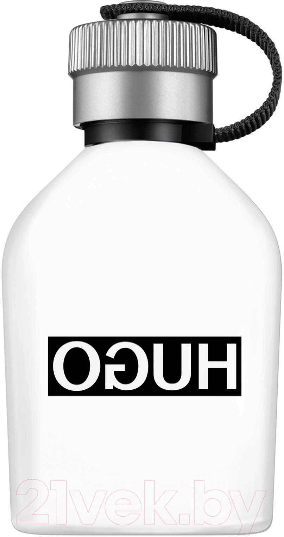 Туалетная вода Hugo Boss, Hugo Titan Reversed (75мл), Швейцария, Hugo (Hugo Boss)  - купить со скидкой
