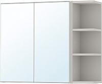 Шкаф с зеркалом для ванной Ikea Лиллонген 792.425.05 -