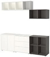 Комплект мебели для жилой комнаты Ikea Экет 791.910.30 -