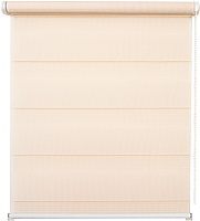 Рулонная штора АС ФОРОС Кентукки 8927 48x160 (персиковый) -