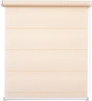 Рулонная штора АС ФОРОС Кентукки 8927 61x160 (персиковый) -