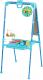 Мольберт детский Ника Растущий М2 (голубой) -
