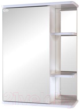 Купить Шкаф с зеркалом для ванной Onika, Карина 55.00 (205530), Россия