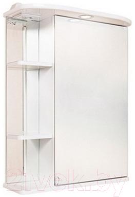 Купить Шкаф с зеркалом для ванной Onika, Карина 55.01 R (205513), Россия