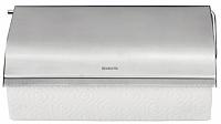 Диспенсер для бумажных полотенец Merida OP010 (матовая сталь) -