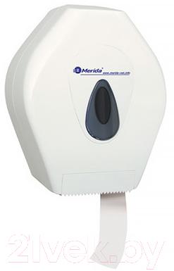 Купить Диспенсер для туалетной бумаги Merida, Top Mini BTS201 / PT2TS (серая капля), Польша, пластик