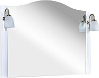 Зеркало Аква Родос Классик 100 / АР0002694 (с подсветкой) -