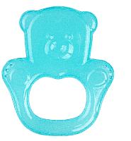 Прорезыватель для зубов BabyOno Медвежонок / 1013 (голубой) -