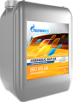 Индустриальное масло Gazpromneft Hydraulic HLP 46 / 253421945 (20л) -