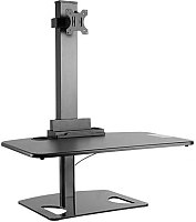 Подставка настольная ABC Mount Standwork-111 (черный) -