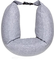 Подушка на шею Xiaomi 8H Travel U-Shaped Pillow / YAJ4042RT (серый) -