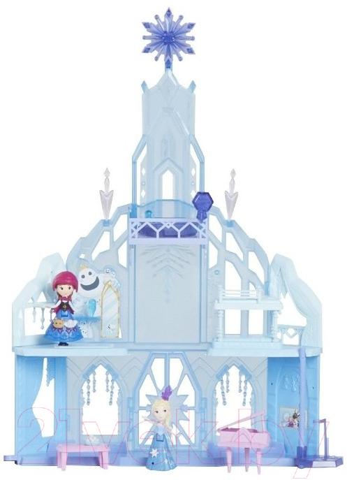 Купить Игровой набор Hasbro, Холодное сердце. Дворец Эльзы / E1755, Китай, пластик, Холодное сердце (Hasbro)