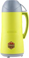 Термос для напитков Arizone 27-131101 (зеленый) -