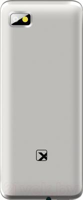 Мобильный телефон Texet TM-212 (серый)
