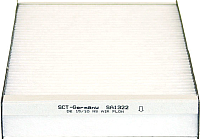 Салонный фильтр SCT SA1322 -