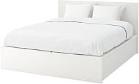 Полуторная кровать Ikea Мальм 304.048.01 -