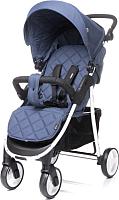 Детская прогулочная коляска 4Baby Rapid 2019 (navy blue) -