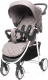 Детская прогулочная коляска 4Baby Rapid 2019 (brown) -