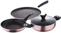 Набор кухонной посуды Wellberg WB-2686-GD (золото) -