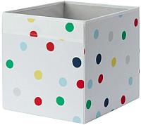Коробка для хранения Ikea Дрена 104.281.48 -