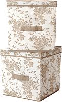 Набор коробок для хранения Ikea Гарнитур 403.805.07 -