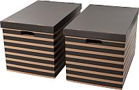 Набор коробок для хранения Ikea Пингла 403.889.14 -