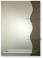 Зеркало для ванной Континент Крокус 60x80 -