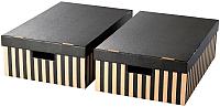 Набор коробок для хранения Ikea Пингла 404.302.63 -