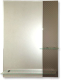 Зеркало для ванной Континент Карузо 60x79 -
