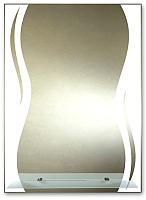 Зеркало для ванной Континент Фабио 53.5x68 -