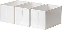 Набор коробок для хранения Ikea Скубб 603.751.09 -