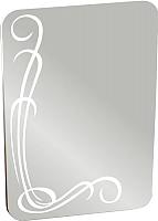 Зеркало интерьерное Континент Арфа 51x68 -