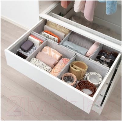 Набор коробок для хранения Ikea Комплимент 604.057.81 -