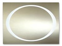 Зеркало интерьерное Континент Россо Люкс 80x60 -