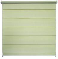 Рулонная штора АС ФОРОС Кентукки 8926 57x160 (фисташковый) -