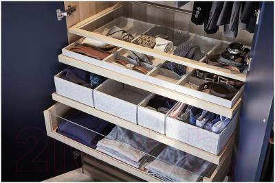 Набор коробок для хранения Ikea Комплимент 292.608.46 -