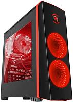 Игровой системный блок Jet Gamer 7R2700XD16HD2SD24X106L2W6 -