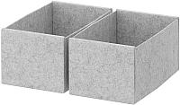 Набор коробок для хранения Ikea Комплимент 804.057.80 -