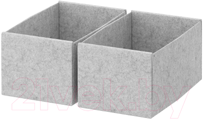 Набор коробок для хранения Ikea Комплимент 804.057.80
