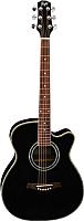 Акустическая гитара Flight F-230C BK (черный) -