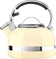 Чайник со свистком KitchenAid KTEN20SBAC -