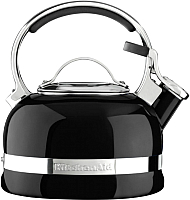 Чайник со свистком KitchenAid KTEN20SBOB -