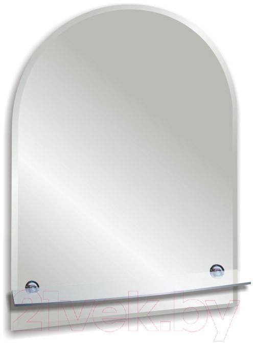 Купить Зеркало для ванной Континент, Аркада Люкс 50x67, Россия