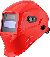 Сварочная маска Fubag Optima 9-13 / 38073 (красный) -